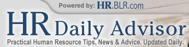 HR Daily Advisor