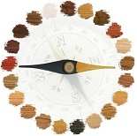 old masters color wheel