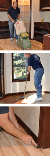 Sanding and Standing Hardwood Floors resized 162