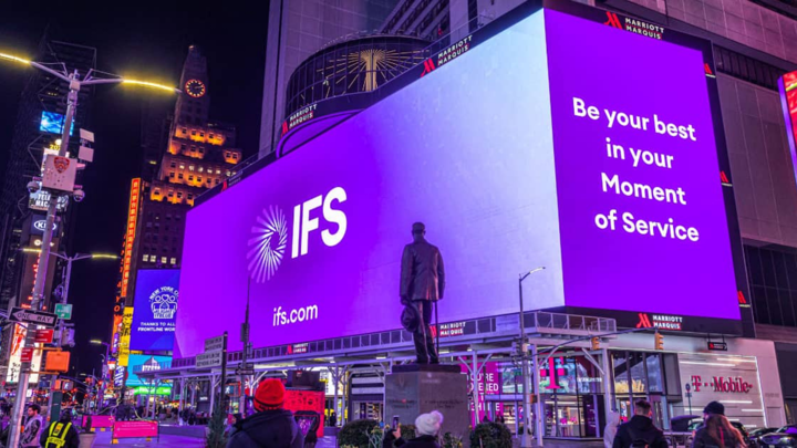 IFS Refreshes Its Brand Ahead of Milestone Launch