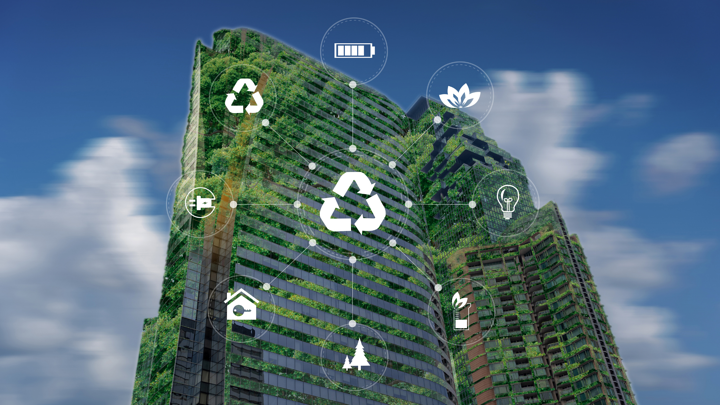 The Giants of Sustainability Within the Telecommunications