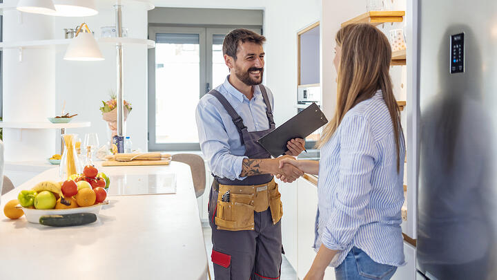 The Key Benefits Electrolux find in Using the Blended Field Workforce
