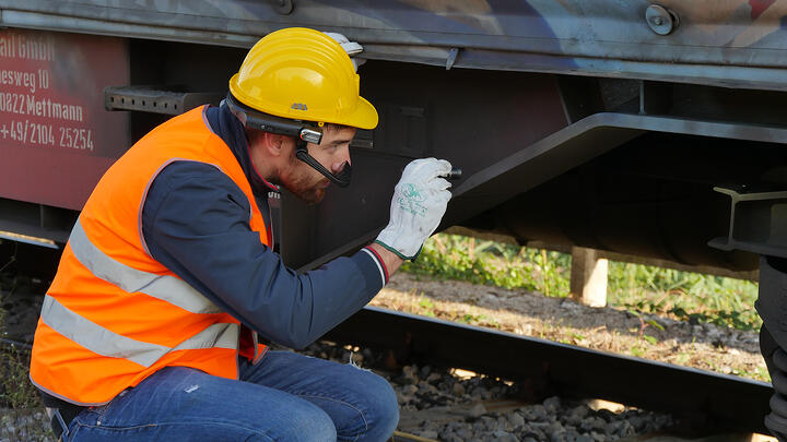 The drivers behind RailCargo Groups implementation of remote service solutions