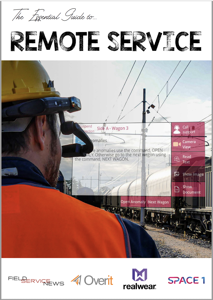 The next steps on the road map for RailCargo Group remote service development