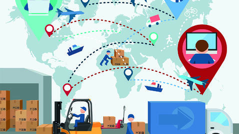 Supply Chains Grinding to a Halt as Borders Came Crashing Down