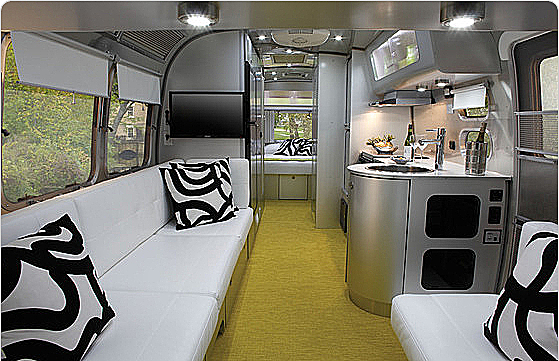 Sterling, Airstream