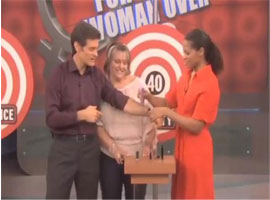 dr oz tries nono