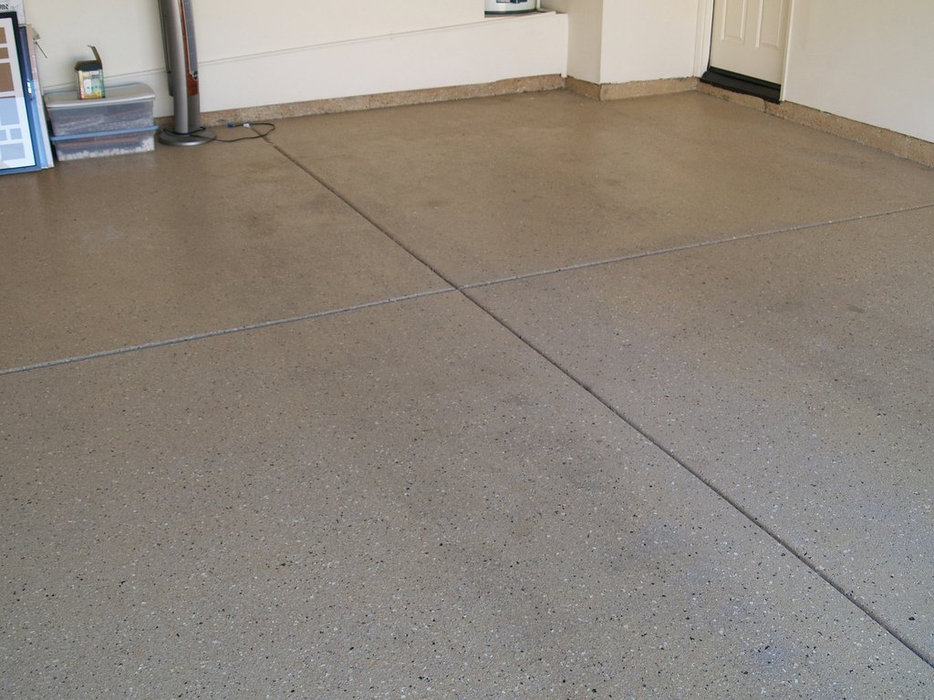 What 39 s the best garage floor coating to use for Painting garage floor