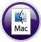 mac compatible logo special color mode supported