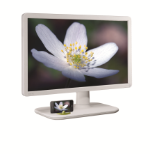vw2230 mac compatible monitor with iphone
