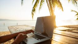 Barbados Remote Working Tips