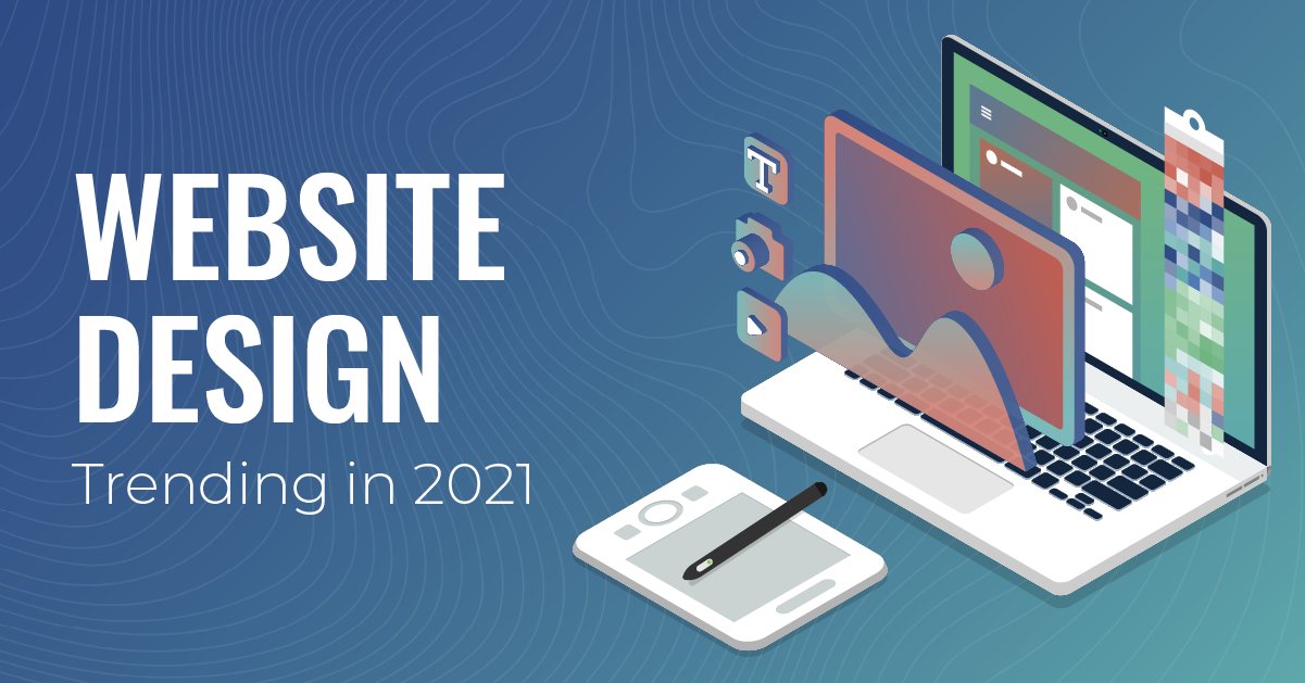 Website Design Trending in 2021