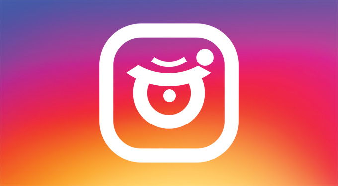 Angry Instagram Logo