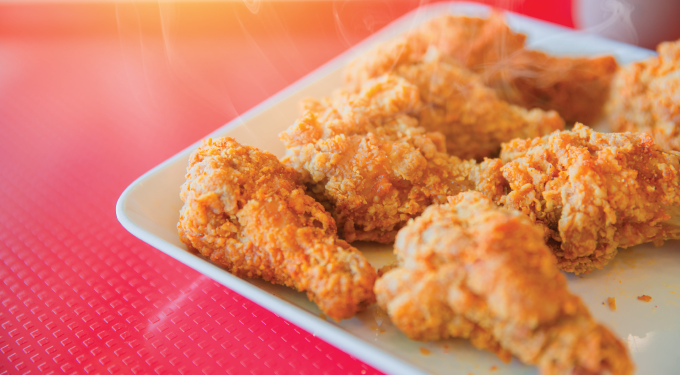 image of fried chicken