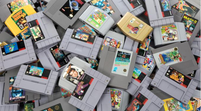 misc Nintendo games