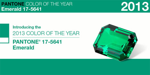 pantone color of the year 2013 emerald resized 600