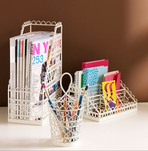 Cute Desk Accessories for College Dorm