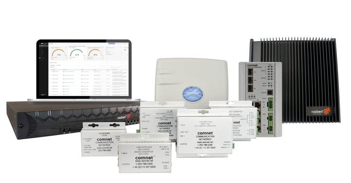 ComNet Adds Razberi Technologies Product Line Offering