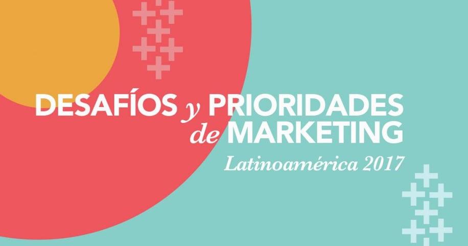 DESAFÍOS Y PRIORIDADES DE MARKETING