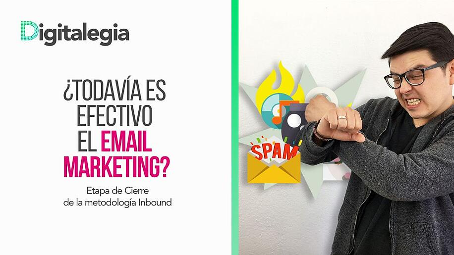 [VIDEO] ¿TODAVÍA ES EFECTIVO EL EMAIL MARKETING?