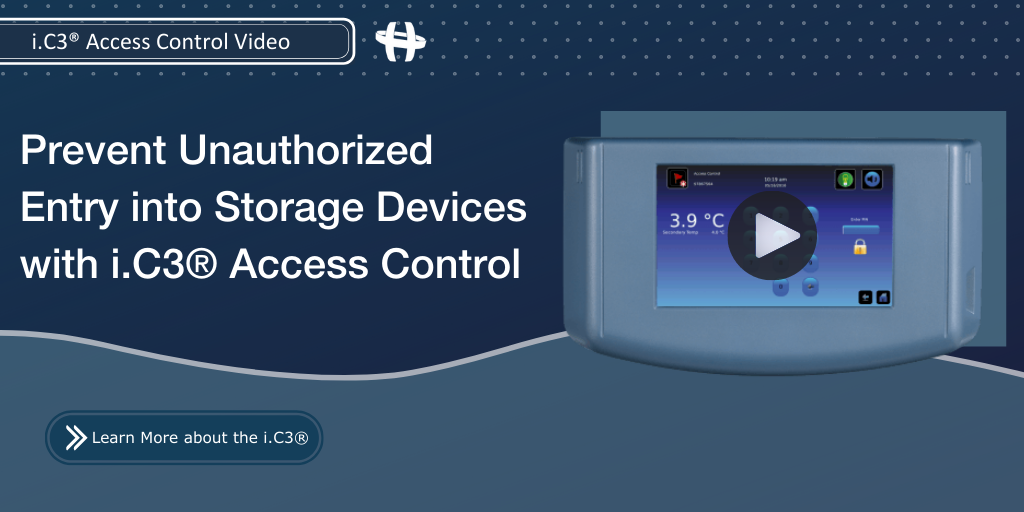 Prevent Unauthorized Entry into Storage Devices with i.C3® Access Control
