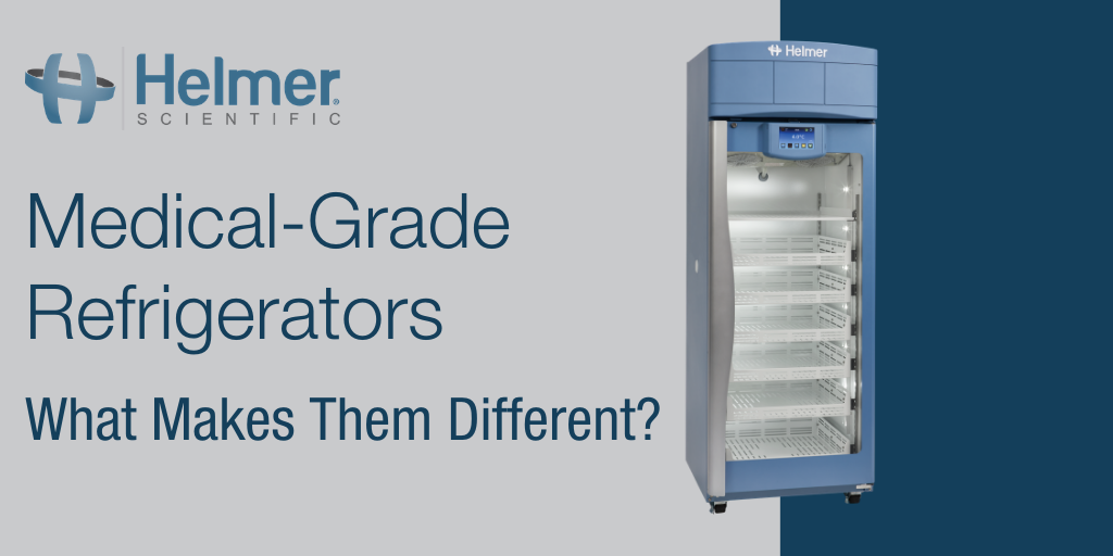 Medical-grade Refrigerators: What Makes Them Different?