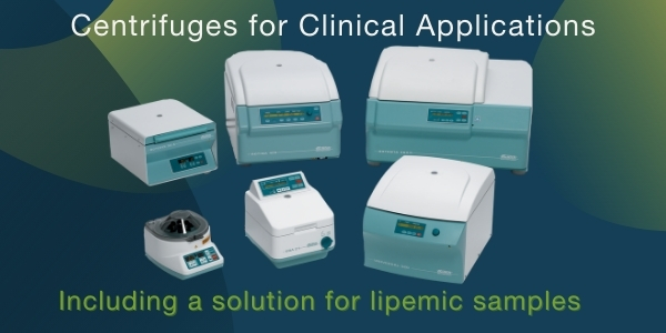 Centrifuge Solutions for Clinical Labs