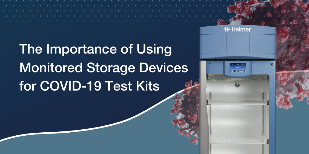 The Importance of Using Monitored Storage Devices for COVID-19 Test Kits