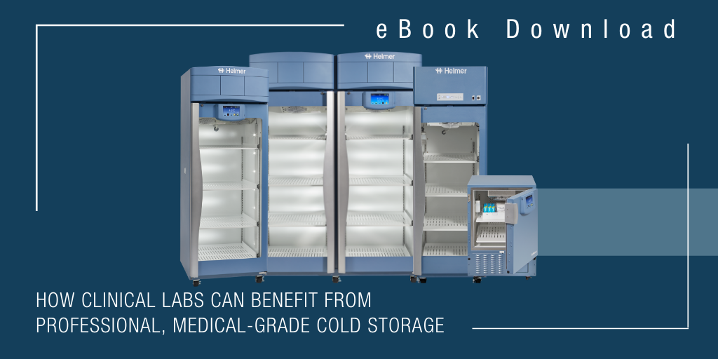 How Clinical Labs Can Benefit from Professional, Medical-grade Cold Storage