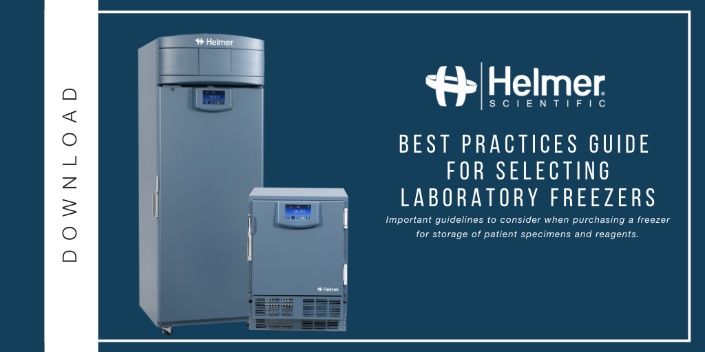 What Are Best Practices for Selecting Laboratory Freezers?
