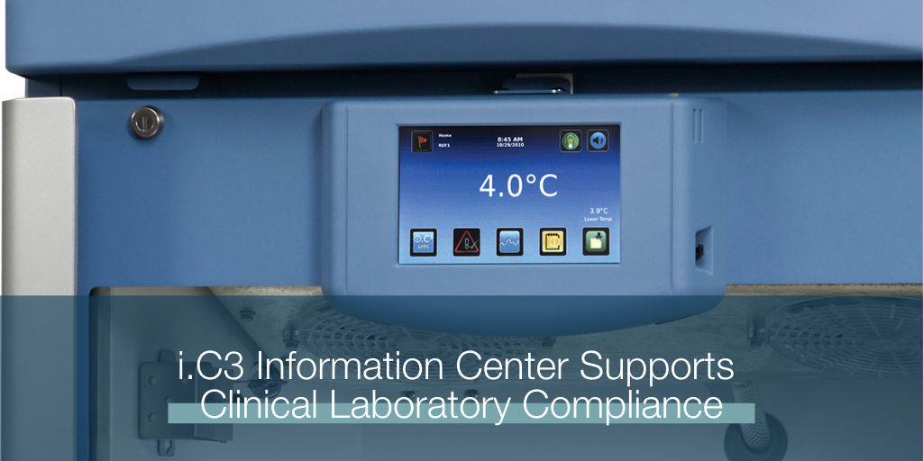 i.C3® Information Center Supports Clinical Laboratory Compliance
