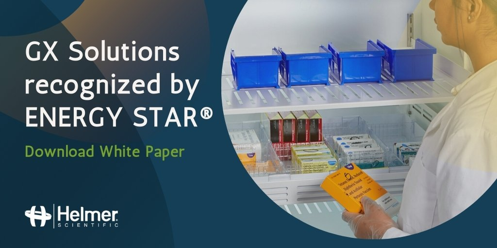 GX Solutions Refrigerators and Freezers Recognized by ENERGY STAR®