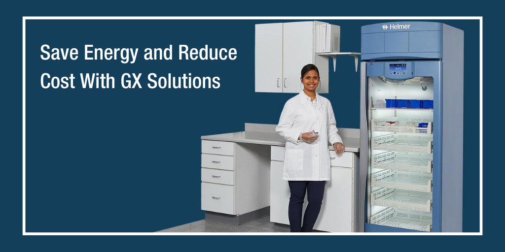 How Pharmacies Can Save Energy and Reduce Cost with GX Solutions Refrigerators
