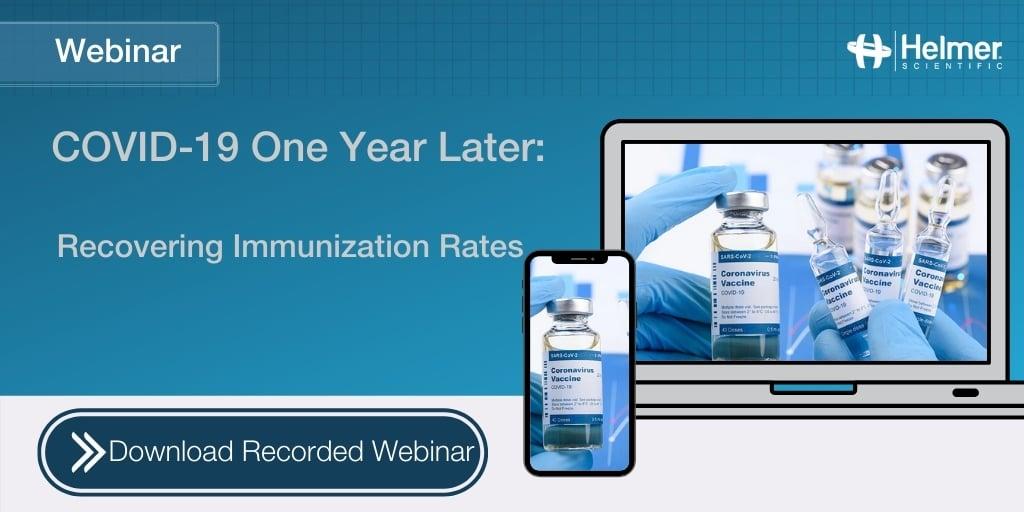 Recovering Immunization Rates Post Pandemic