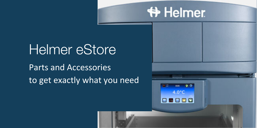 Helmer eStore Offers Easy Ordering for Parts, Disposables, Accessories