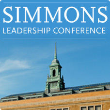 simmons leadership conference women of influence