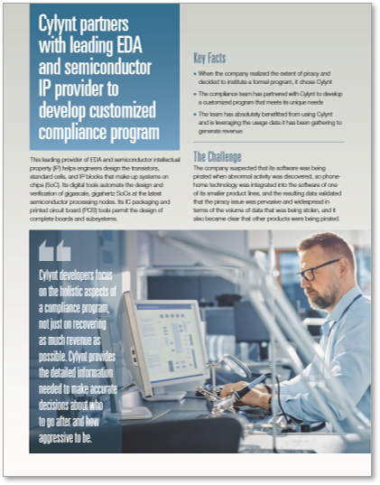 Semiconductor casestudy