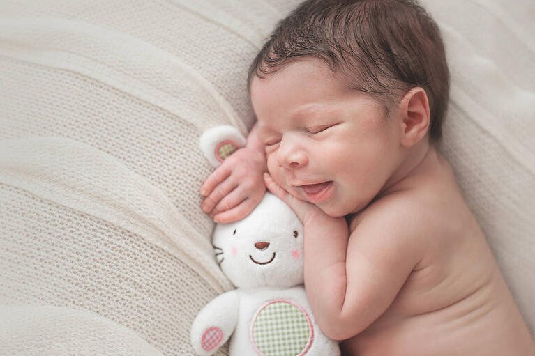 Sposoby na kolkę niemowlęcą