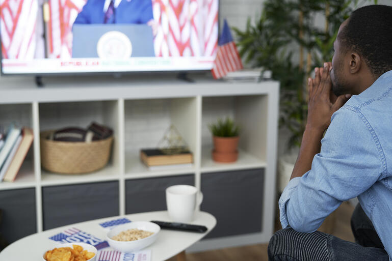 Mental Wellness Tips to Cope with Election Stress and Anxiety