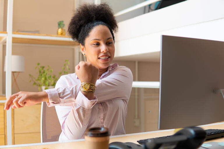 26 Desk Exercises: Stay Fit While Working From Home