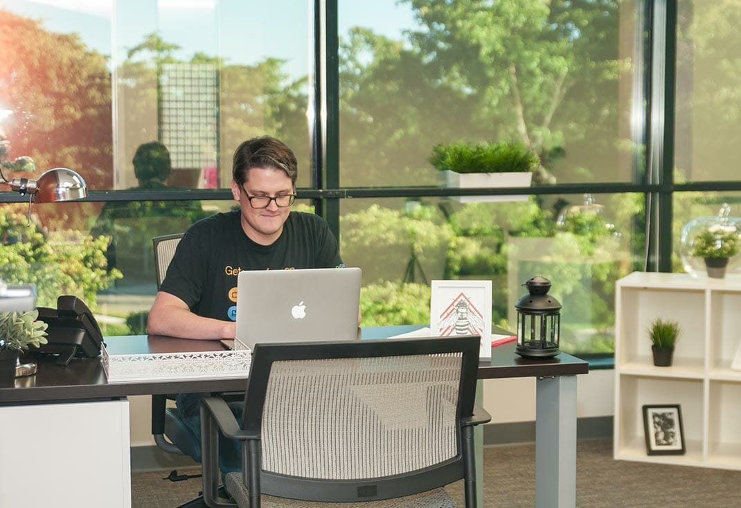 Writer's Block? Move to a New Office Space