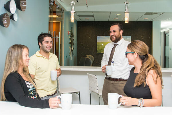 Quest Workspaces Named one of Hottest Coworking Spaces in Miami!