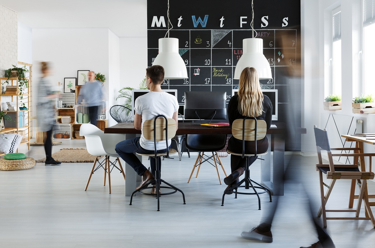 Social Spaces: Why a Sense of Community is Vital in Coworking Spaces