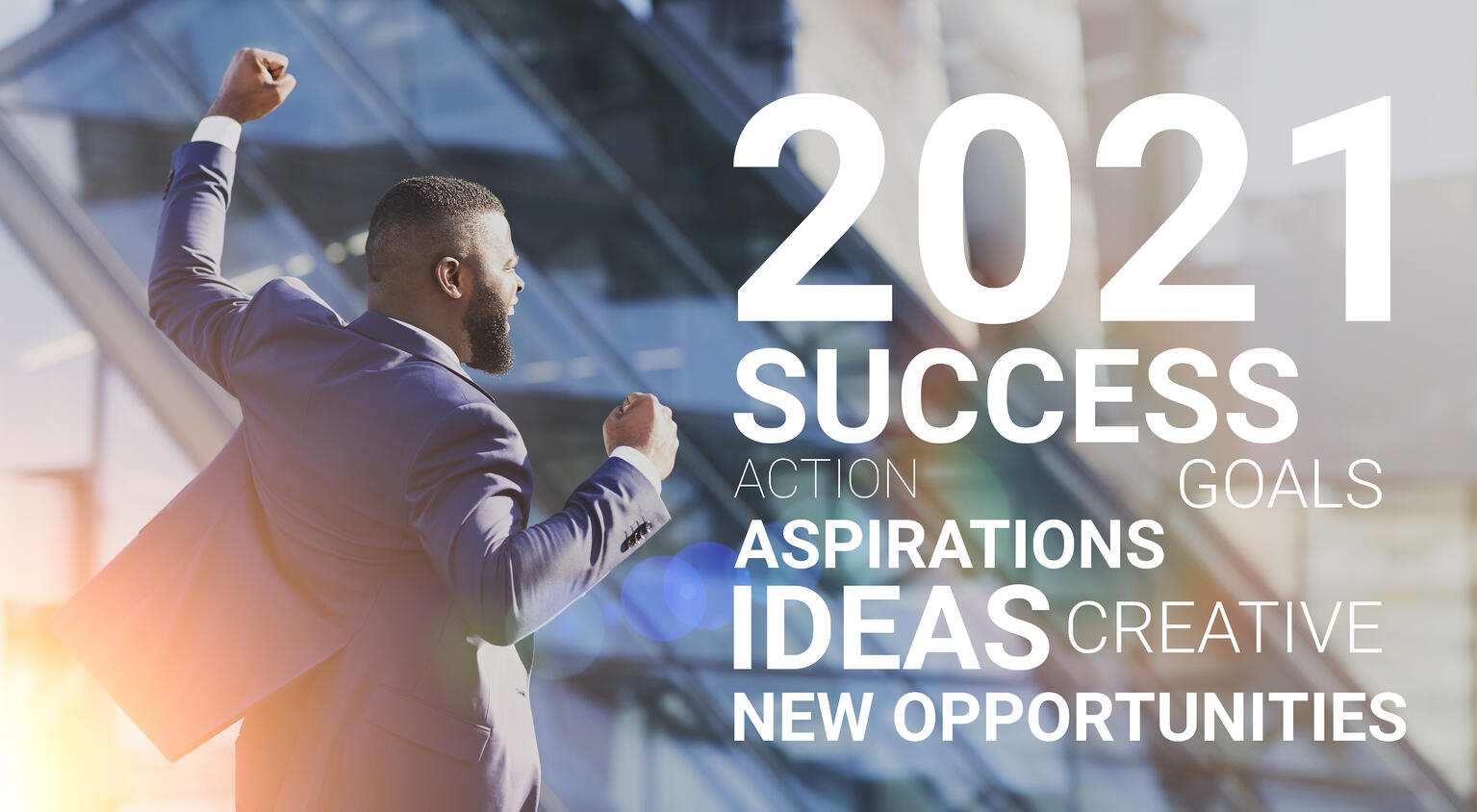 Five New Year Business Resolutions for a Successful 2021