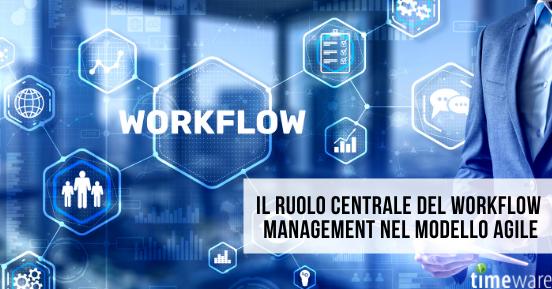 Il ruolo centrale del workflow management nel modello agile