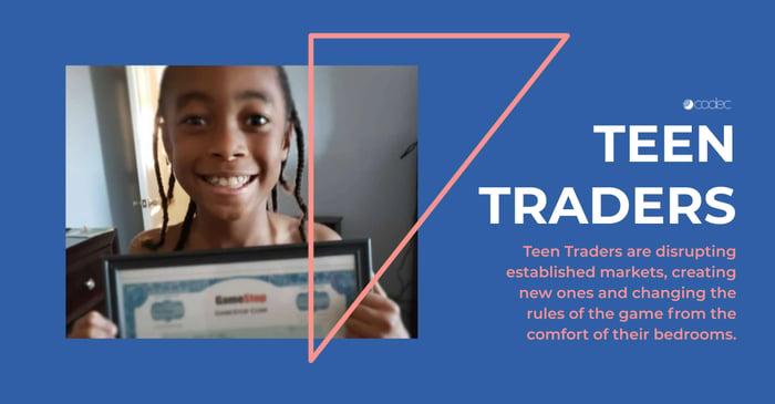 Codec - Teen Traders
