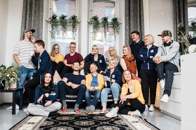 Tiedote: Yksi Suomen parhaista työpaikoista! Tamperelainen Unfair nappasi mitalisijan kilpailussa