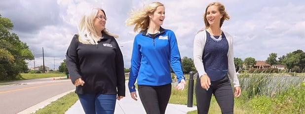 VIDEO: Agnes Blvd. Improvements Provide a Safe Connection for Pedestrians