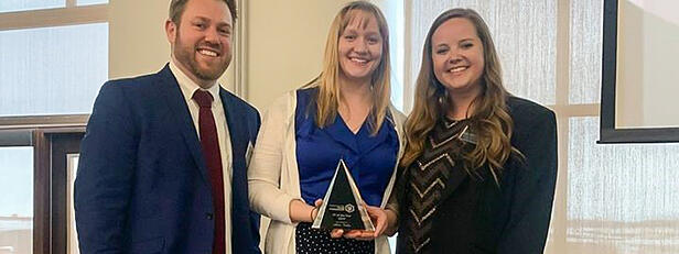 Alicia Fadley—Greater Grand Forks Young Professional of the Year!