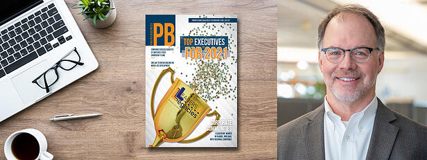 """Donnay Named One of Prairie Business Magazine's """"Leaders and Legacies"""" Award Recipients"""